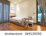 modern bedroom interior | Shutterstock . vector #369135050