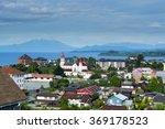 view of the city of puerto... | Shutterstock . vector #369178523