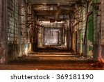 Dilapidated Workshop Of The...