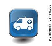 ambulance icon | Shutterstock .eps vector #369186998