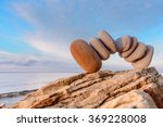 Balancing Of Pebbles On The...