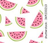 vector seamless pattern.... | Shutterstock .eps vector #369233213