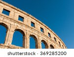 ancient rome architecture | Shutterstock . vector #369285200