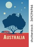 Travel Poster Of Australia....