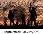 concept of terrorism.... | Shutterstock . vector #369299774