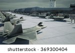 Military Base  Bunker  Hangar....