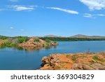 beautiful nature of oklahoma  | Shutterstock . vector #369304829