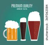 beer icon design    Shutterstock .eps vector #369362084