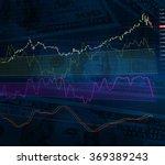stock market graph   Shutterstock . vector #369389243