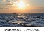 ship on wave | Shutterstock . vector #369408938