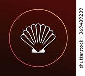 shell icon | Shutterstock .eps vector #369489239
