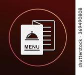 menu icon | Shutterstock .eps vector #369490808