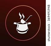 pot icon | Shutterstock .eps vector #369491948
