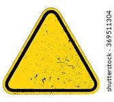 Vector Illustration Of Warning...