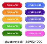 set of 'learn more' buttons | Shutterstock .eps vector #369524000