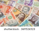 variety of south american... | Shutterstock . vector #369526523