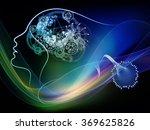human tangents series. backdrop ...   Shutterstock . vector #369625826