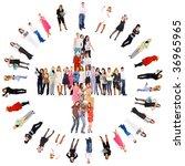 group | Shutterstock . vector #36965965