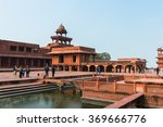 fatehpur sikri  india   jan 20  ... | Shutterstock . vector #369666776