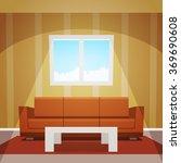 room window | Shutterstock .eps vector #369690608