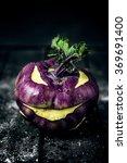 kohlrabi | Shutterstock . vector #369691400