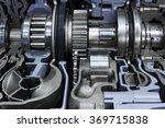 gearbox cross section  engine... | Shutterstock . vector #369715838
