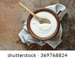 Homemade Yogurt Or Sour Cream...
