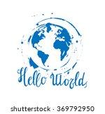 phrase written calligraphic...   Shutterstock .eps vector #369792950