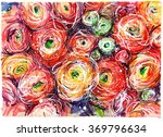 abstract bouquet with lots of... | Shutterstock . vector #369796634
