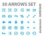 30 arrows set for web