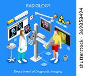 xray scan test clinic medicine... | Shutterstock .eps vector #369858494
