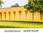 jantar mantar  jaipur ... | Shutterstock . vector #369874349