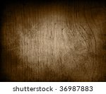 wood grungy background | Shutterstock . vector #36987883
