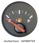Vehicle Fuel Gauge On Empty....