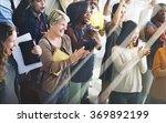 team teamwork meeting success... | Shutterstock . vector #369892199