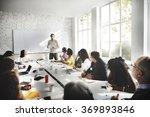 meeting business corporate... | Shutterstock . vector #369893846