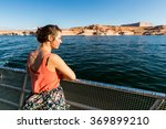 View Of The Glen Canyon On The...