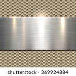 background  polished beige... | Shutterstock .eps vector #369924884