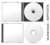 Cd Packaging Template   Vector...