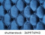 blue background chesterfield ... | Shutterstock . vector #369976943
