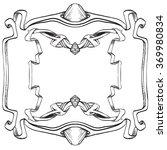 decorative elements in vintage...   Shutterstock .eps vector #369980834