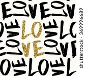 typographic style seamless...   Shutterstock .eps vector #369996689