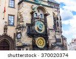 Astronomical Clock. Prague....
