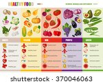 healthy lifestyle  dieting and... | Shutterstock .eps vector #370046063