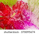 Beautiful Abstraction With Red...