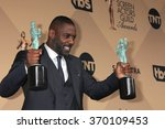 Small photo of LOS ANGELES - JAN 30: Idris Elba at the 22nd Screen Actors Guild Awards at the Shrine Auditorium on January 30, 2016 in Los Angeles, CA