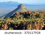 valley of desolation  camdeboo... | Shutterstock . vector #370117928