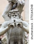 fontana del moro  moor... | Shutterstock . vector #370164248