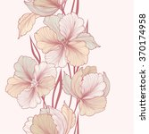 Floral Background. Greeting...