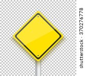 illustration of vector road... | Shutterstock .eps vector #370276778